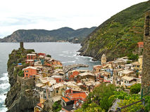 Vernazza 19 Royalty Free Stock Images