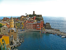Vernazza 29 Stock Images