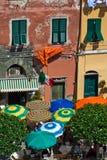 Vernazza, Cinque Terre, Italia Fotografia Stock