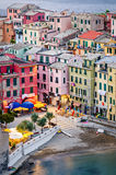 Vernazza, (Cinque Terre, Italian riviera) Royalty Free Stock Images