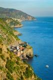 Vernazza, Cinque Terre (Italian Riviera, Liguria) Stock Photography