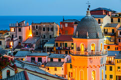 Vernazza, Cinque Terre (Italian Riviera, Liguria) Royalty Free Stock Photography