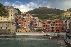 Vernazza, Cinque Terre, Italie Photos stock