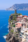 Vernazza Cinque Terre Italy Royalty Free Stock Photos