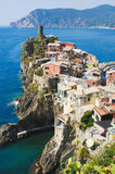 Vernazza Cinque Terre Italy Royalty Free Stock Images