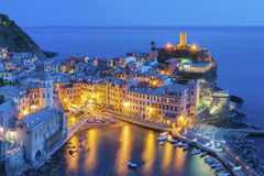 Vernazza, Cinque Terre, Italy Stock Image