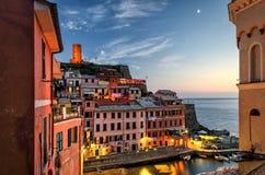 Vernazza (Cinque Terre Italy) Royalty Free Stock Photo