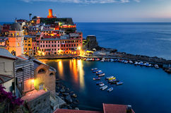 Vernazza (Cinque Terre Italy) Royalty Free Stock Photography