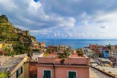 Vernazza in Cinque Terre - Italy Stock Photos