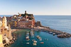 Vernazza, Cinque Terre, Italy Royalty Free Stock Image