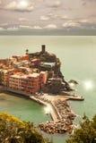 Vernazza, Cinque Terre, Italyy. Royalty Free Stock Image