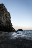 Vernazza, Cinque Terre. Liguria, Italy Royalty Free Stock Image