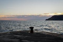 Vernazza, Cinque Terre Royalty Free Stock Photos