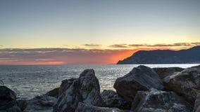 Vernazza, Cinque Terre. Liguria, Italy Stock Photos