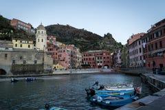 Vernazza, Cinque Terre. Liguria, Italy Stock Image