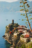 Vernazza. Cinque Terre, Liguria, Italy Royalty Free Stock Photo
