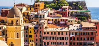 Vernazza, Cinque Terre, Włochy III Obraz Royalty Free