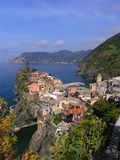 Vernazza, cinqueterre Photographie stock