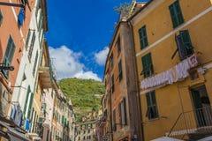 Vernazza Royalty Free Stock Photo