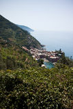 Vernazza, Italy Stock Images