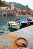 Vernazza Italy Stock Photo