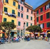 Vernazza, Italy Royalty Free Stock Images