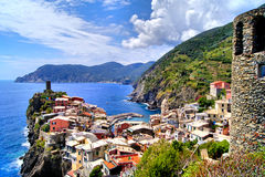 Vernazza, Italy Royalty Free Stock Image