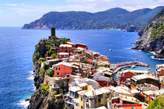 Vernazza, Italy Royalty Free Stock Photography