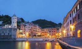 Vernazza, Italy Royalty Free Stock Photography