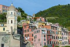 Vernazza, Italy Stock Photos