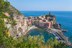 Vernazza , Italy Royalty Free Stock Photography