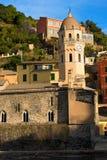 Vernazza Liguria Italy Stock Photos