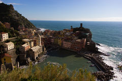 Vernazza Stock Images