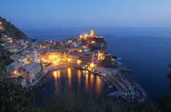 Vernazza village Royalty Free Stock Images