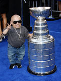 Verne Troyer Photographie stock libre de droits