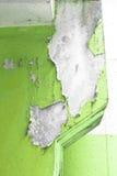 Vernice della sbucciatura Fotografie Stock