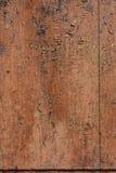 Vernice incrinata su struttura di legno della priorità bassa fotografia stock