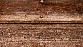 Vernice liquida della sbucciatura su struttura di legno Fotografie Stock