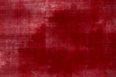 Vernice rossa Immagini Stock