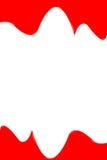 Vernice rossa Fotografia Stock Libera da Diritti