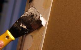 Vernici la demolizione Fotografie Stock