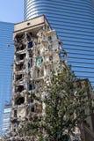 Vernieling in Houston Royalty-vrije Stock Afbeeldingen
