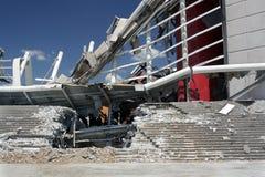 Vernieling van de Arena van Orlando Amway (2) royalty-vrije stock afbeeldingen