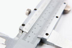 Vernier Caliper Detail Stock Photography