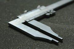 Vernier caliper Stock Image