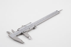 Vernier Calipers. A set of Vernier calipers for precision measuring Stock Image