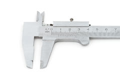 Vernier calipers stock photos