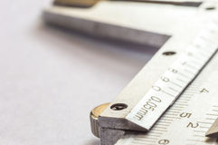 Vernier calipers Royalty Free Stock Photography