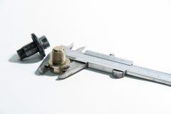 Vernier tool Stock Image