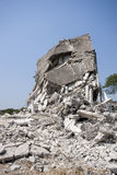 Vernietig de bouw Stock Fotografie